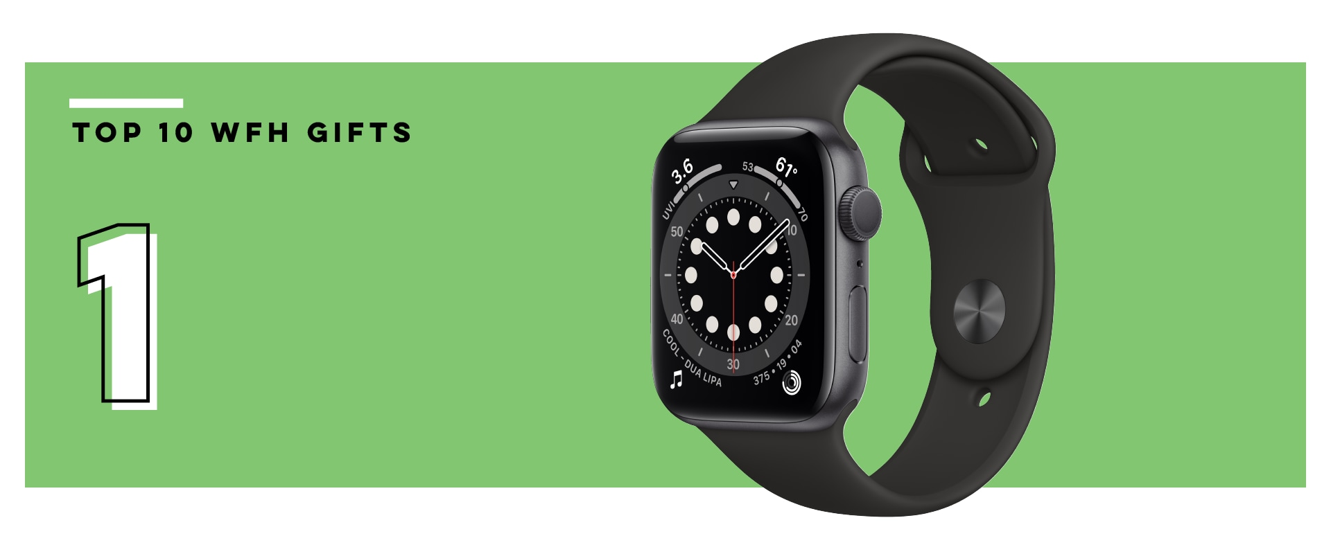 Work from Home 1: Apple Watch