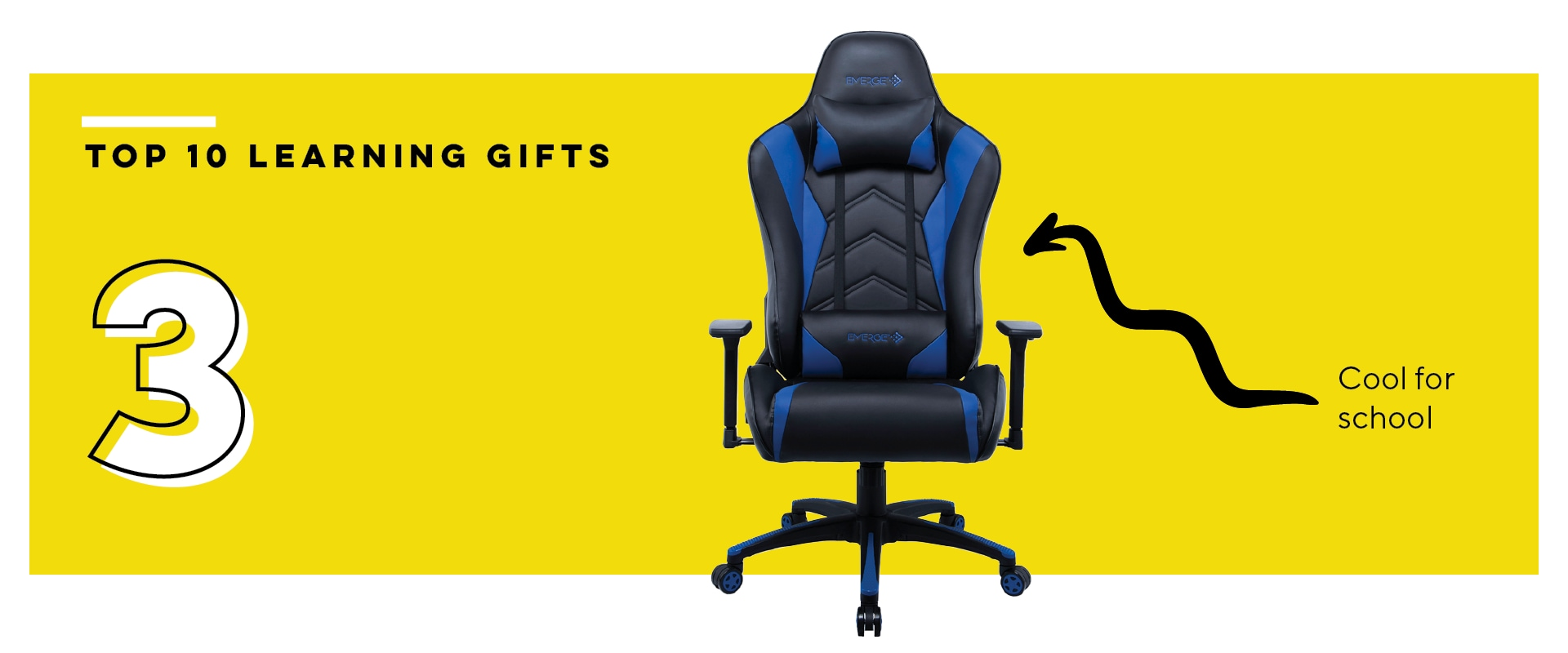 Learn from Home 3: Vartan Gaming Chair